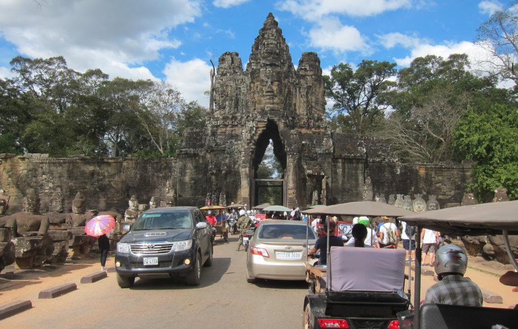 Ankunft in (Kambodscha 1)