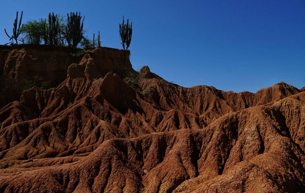 Auf in die Tatacoa-Wüste