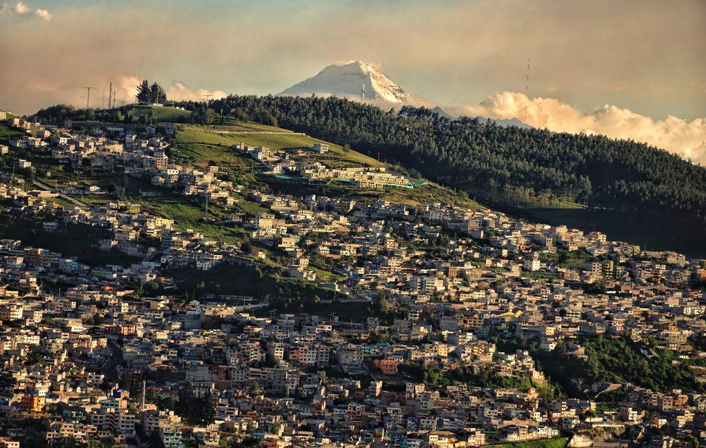 Quito ist ein Besuch wert