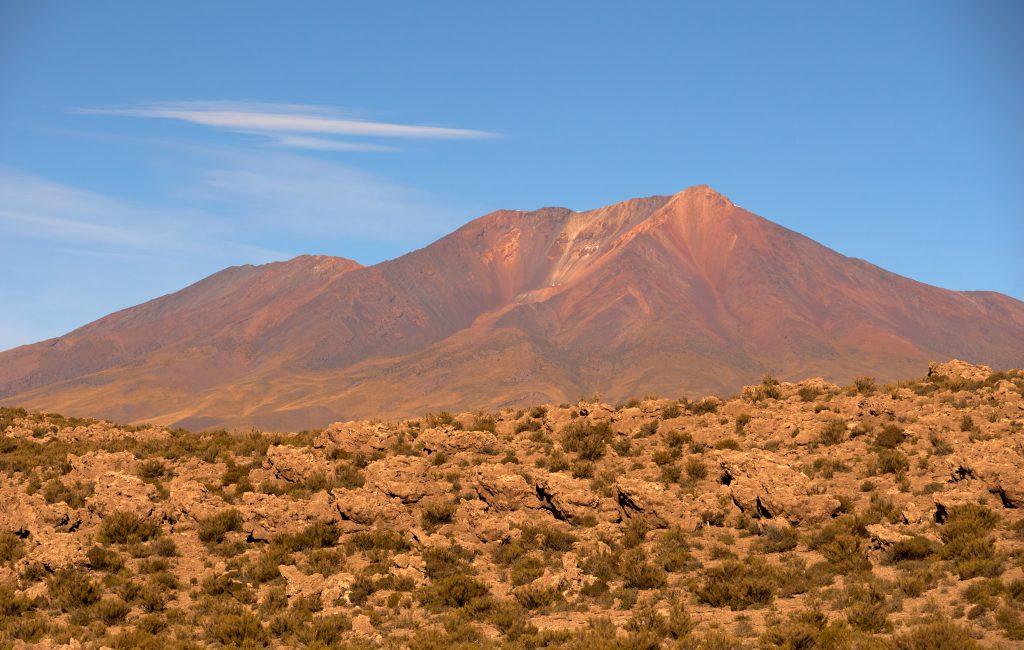 Allein in Bolivien